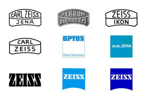 Carl Zeiss Logos
