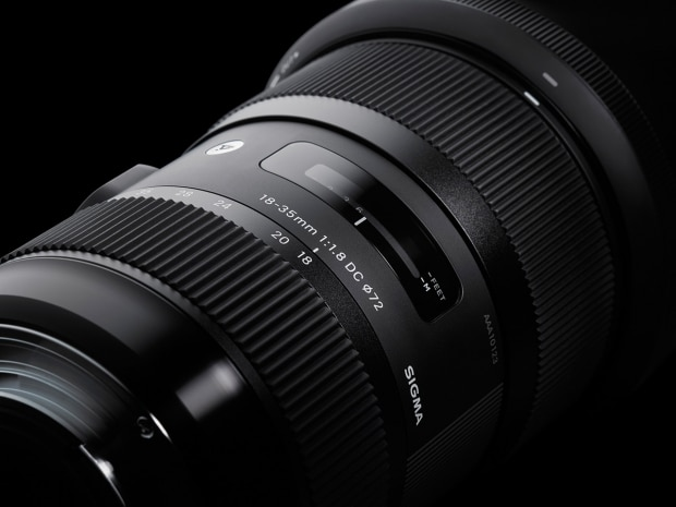 Lente Sigma 18-35mm
