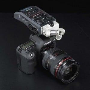 Zoom H6 Camera