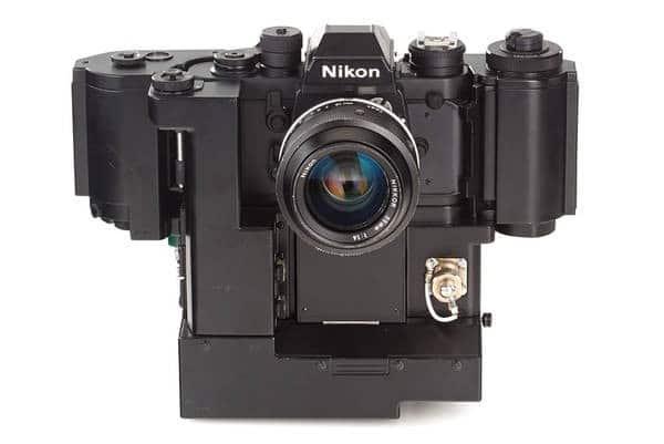 Nikon F3 Nasa