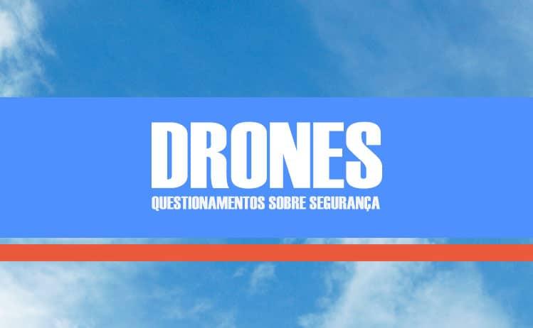 drones capa