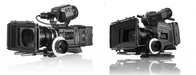 Câmeras Sony F55 e F65